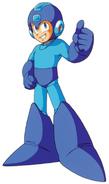 MM7 Mega Man