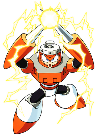 RMCW Spark Man