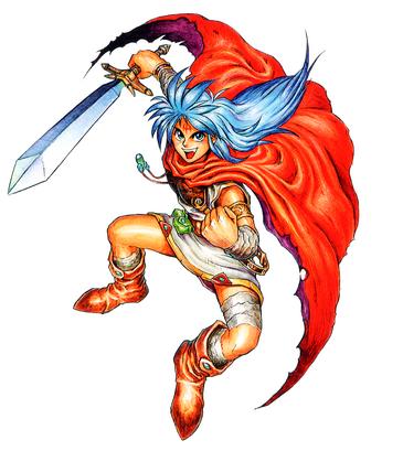 BoF Ryu