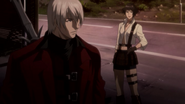Dante & Lady - Devil May Cry anime Episode 2