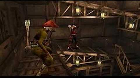 Onimusha Warlords Japanese Unlockable Trailer