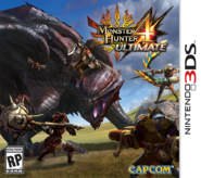 MH4U Box Art