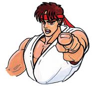SF2-Ryu-Art