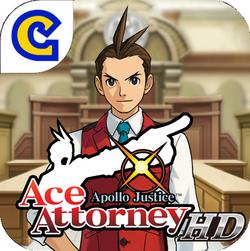 Apollo Justice Ace Attorney HD mobile icon