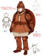 SB4 Hideaki Alt Costume