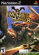 Monster Hunter Box Art