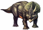 DC Triceratops