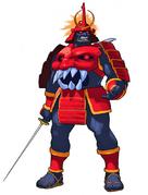 Darkstalkers 3 Bishamon