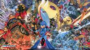 MM Heroes Of Capcom Wallpaper