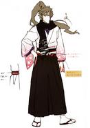 SB4 Keiji Alt Costume