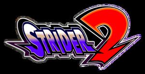 Strider 2 Logo