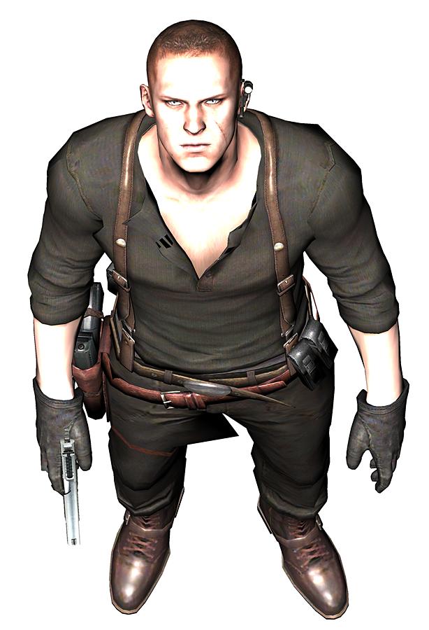 Jake Muller Capcom Database Fandom Powered By Wikia