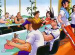 1662179-rs illust cafeteria