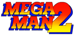 MegaMan2Logo