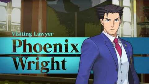 Phoenix Wright Ace Attorney - Spirit of Justice - Announce Trailer