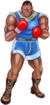 Street Fighter II Balrog