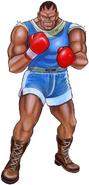 Street Fighter II Balrog