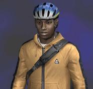 Jim Bike Messenger