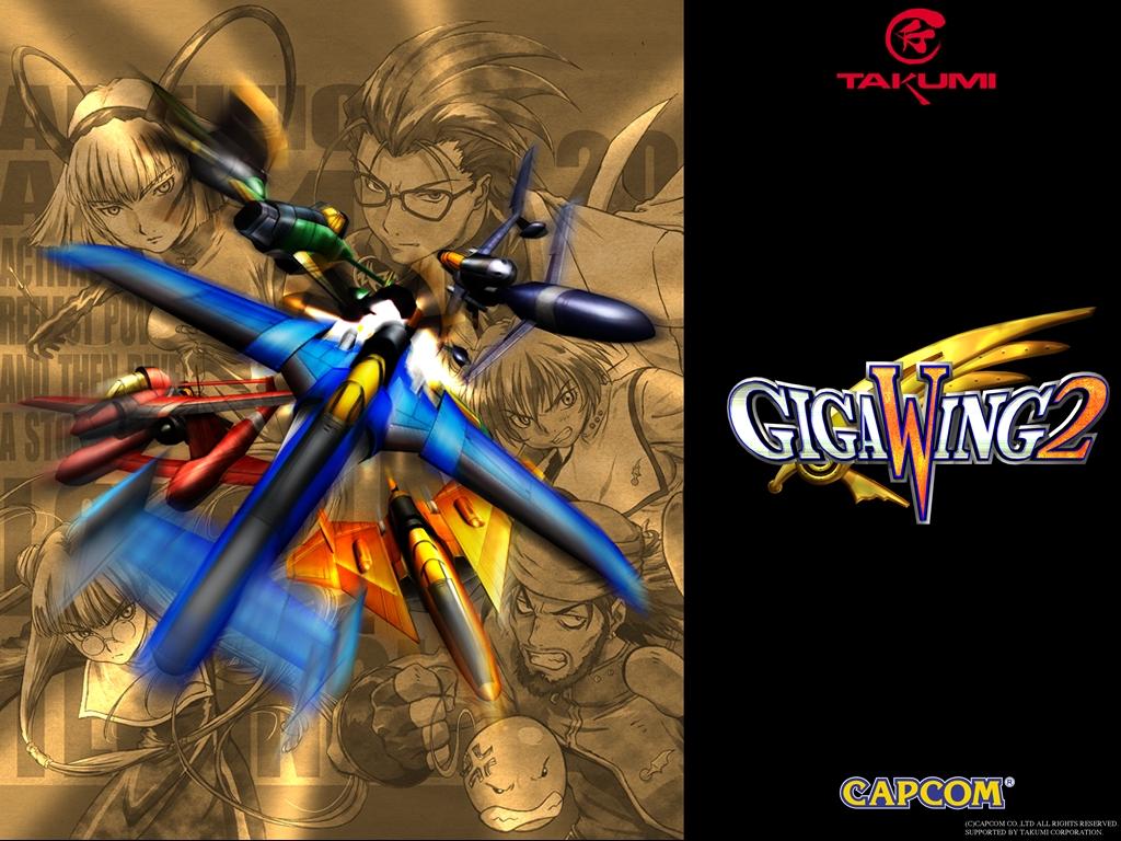 Giga Wing 2 | Capcom Database | FANDOM powered by Wikia