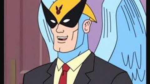 Harvey Birdman Courtroom - PS2 Gameplay!