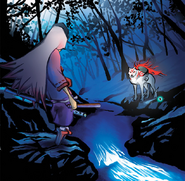 Waka and Amaterasu Concept