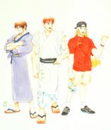 SFA-Guy&Ryu&Ken