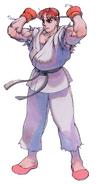 SF Original Ryu