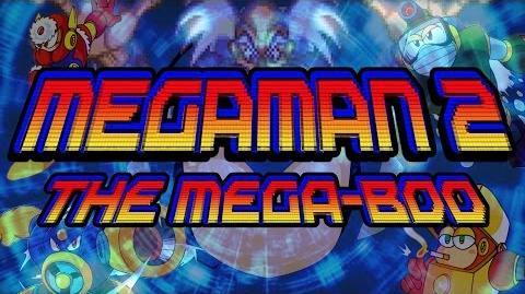 Megaman 2 - The Mega Boo
