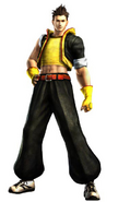SB4 Ieyasu Alt Costume DLC