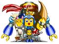Capcom Characters Servbots