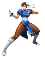Project X Zone Chun-Li
