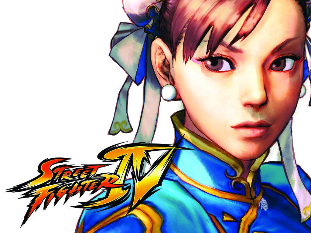 Street Fighter 4 Girl