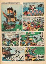 Primera pagina del corsario de hierro