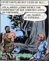 Primera aparición de Taurus