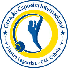 Logo geracao capoeira