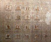 Roman Calendar Mosaic