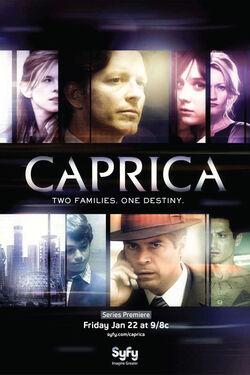 Caprica S1 Poster 01