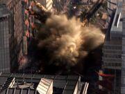 Lev-explosion