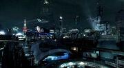 114 Oranu Spaceport Night 1