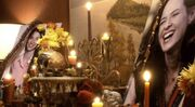 105 Funeral Altar