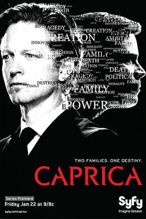 Caprica S1 Poster 02
