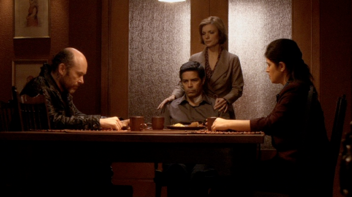 5 of the best moments in 'battlestar galactica'.