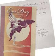 109 Eros Day Card
