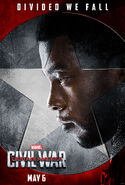 Civil War Character Poster 08