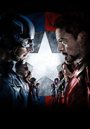 Textless Civil War Final Poster