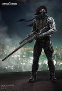 Josh Nizzi Winter Soldier Concept Art III