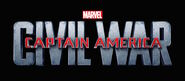 Captain America Civil War Logo Full