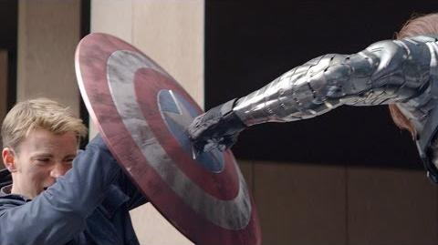 Captain America The Winter Soldier Trailer 2 UK & Ireland -- Official Marvel HD