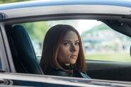Widow in car TWS