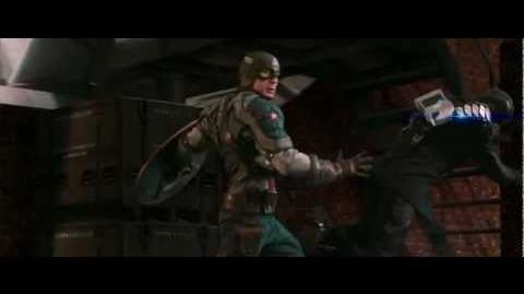 Captain America The First Avenger TV Spot 7